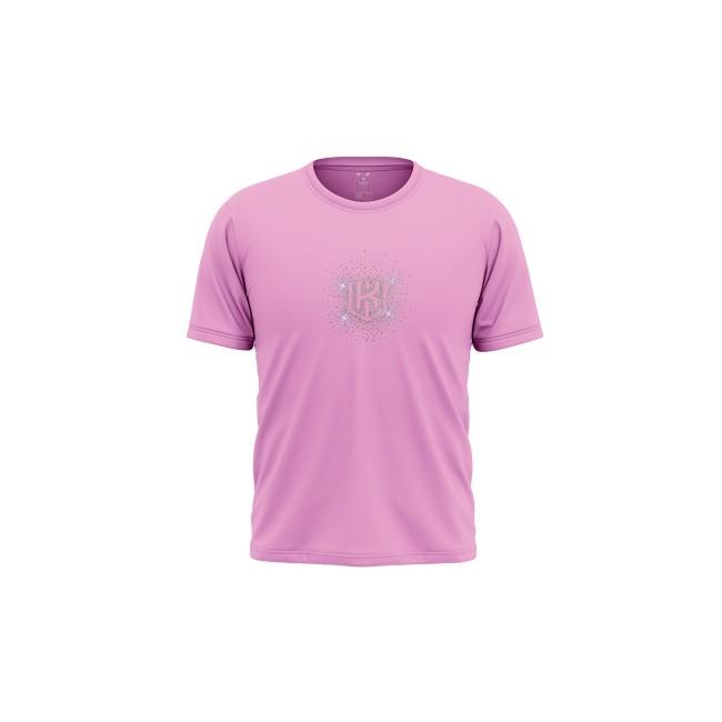 KT위즈 크리스탈스톤 티셔츠 (Pink)